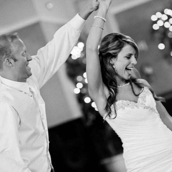 Modern wedding dance songs