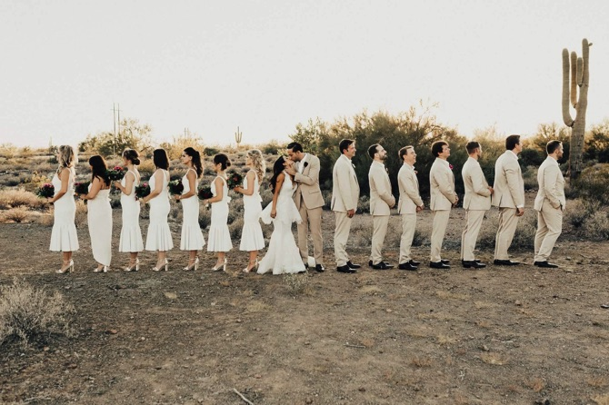 Marchesa Real Wedding From Sincerely Yara Photography