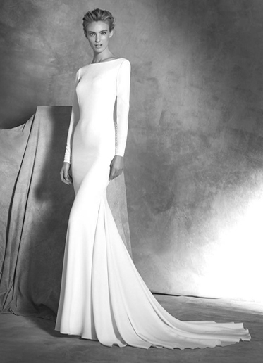 Pronovias Ivania Wedding Dress