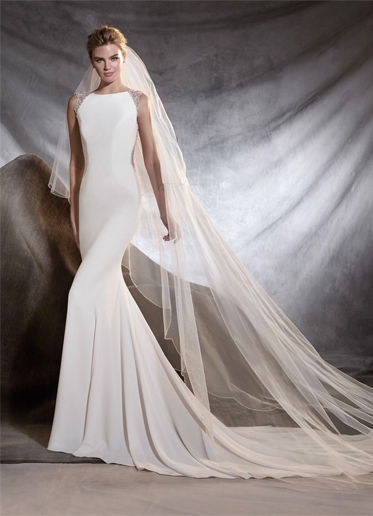 Pronovias Orsola wedding dress