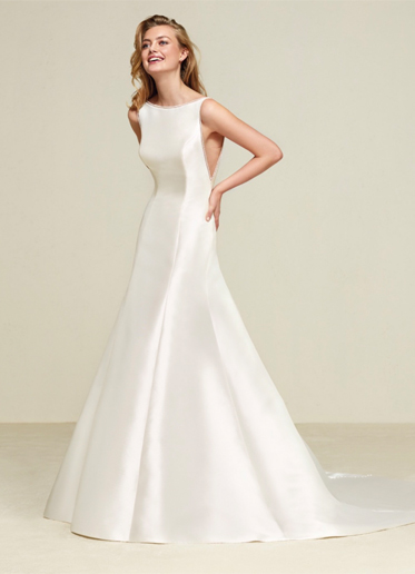 Pronovias Druna Wedding Dress
