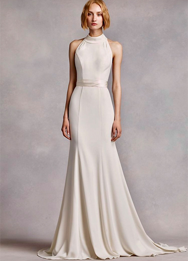 Vera Wang White wedding dress