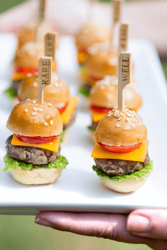 Cheeseburger Appetizers