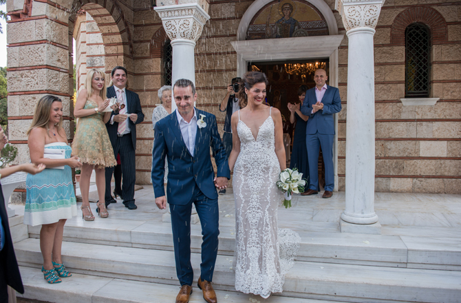 Berta Real Wedding From Stavros Charisopoulos