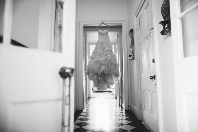 Vera Wang Real Wedding From Alison Conklin Photography