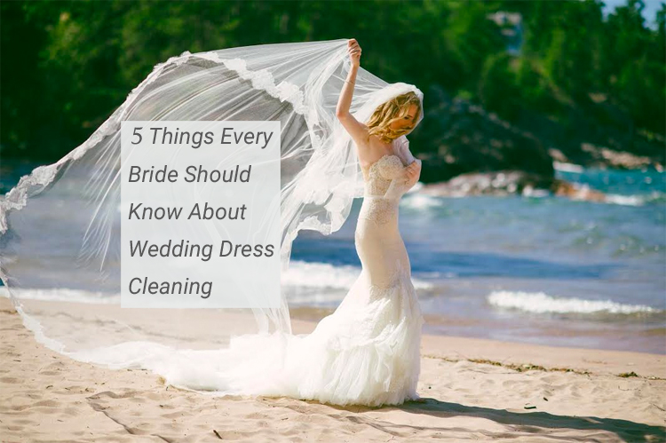 Wedding Dress Cleaning And Preservation.5 Things Every Bride Should Know About Wedding Dress Cleaning And