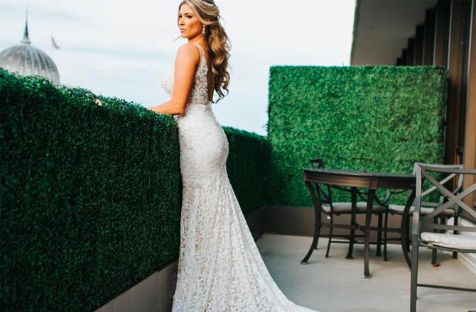 Berta Bridal Real Brides
