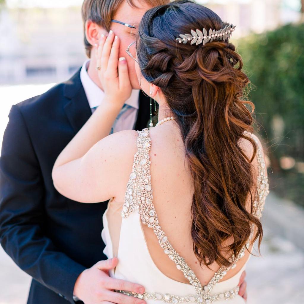 hayley paige dare wedding dress