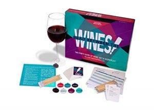 UNCORKED! Wine Tasting Game