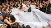 Inbal Dror Real Wedding
