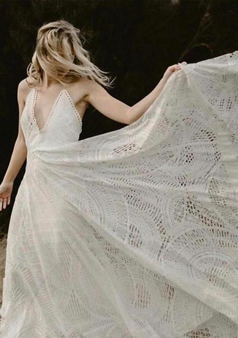 lover's society wedding dress