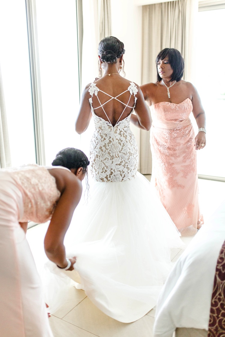 Sophia + Alphonso | Hayley Paige Kalea Real Wedding