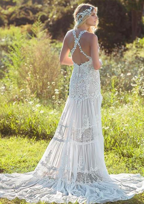 lilian west wedding dress