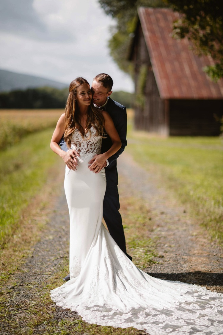 Taigen + Dan | Enzoani Real Wedding From Cody Kurtz Photography