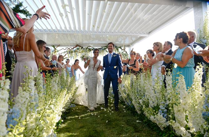 real wedding berta bridal