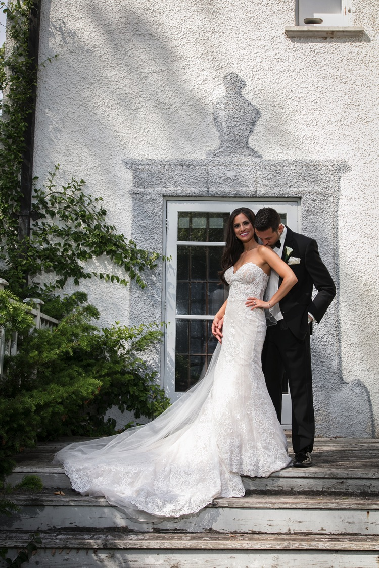 Laura + Gabriel | Allure Bridal Real Wedding From Pulp Multimedia