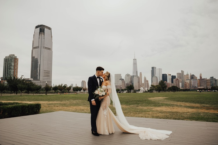 Angelique + Matthew | Pallas Couture Real Wedding From Forever Photography