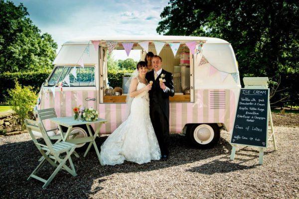 wedding food trucks