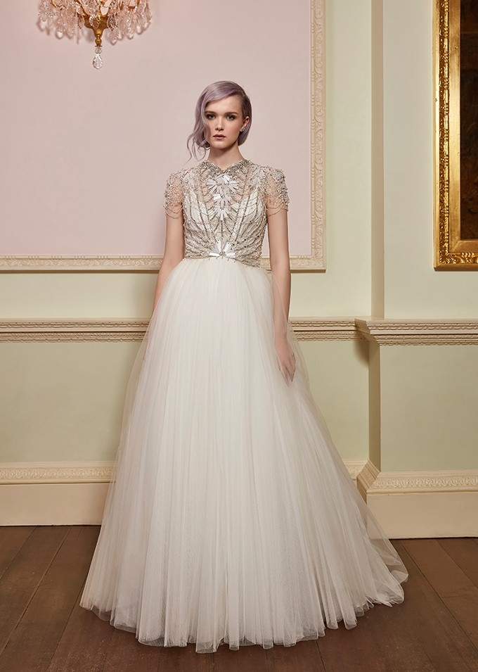magic and magic jenny packham gown