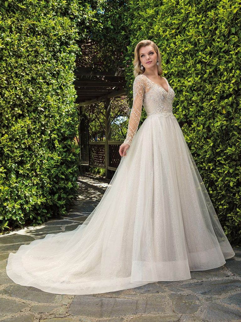 naomi wedding gown casablanca