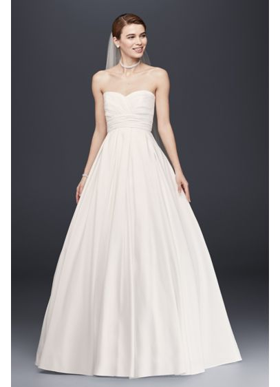 sweetheart princess ballgown david's bridal