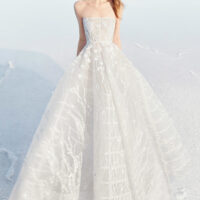 Alex Perry bridal gown