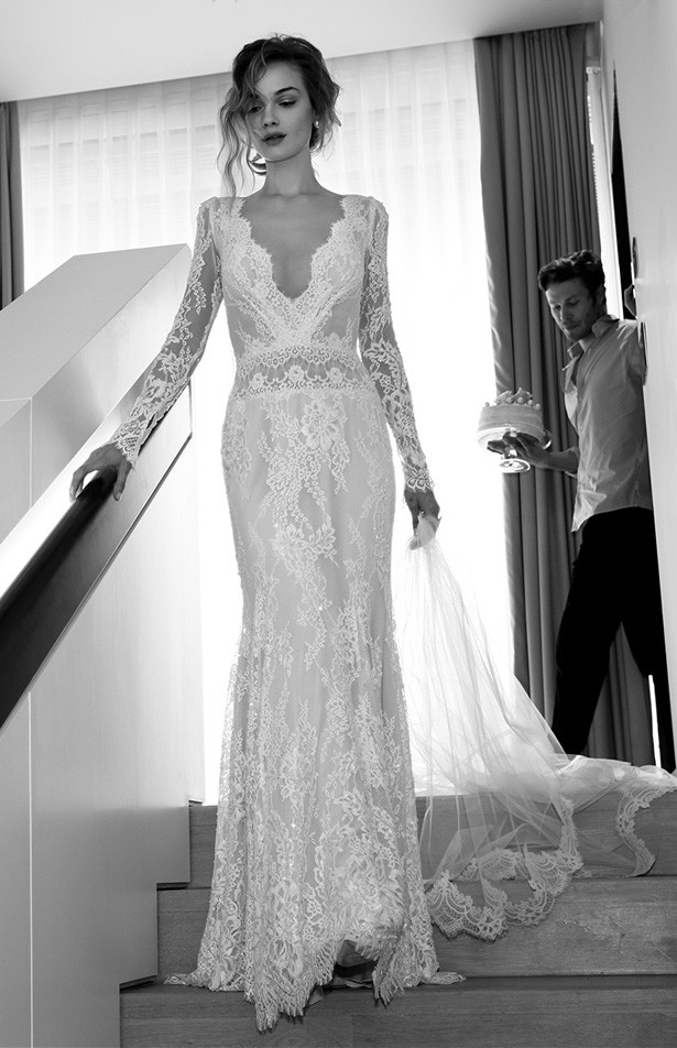 lihi hod wedding gown