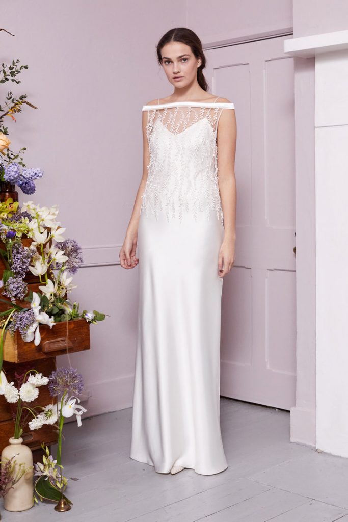 halfpenny London wedding gown