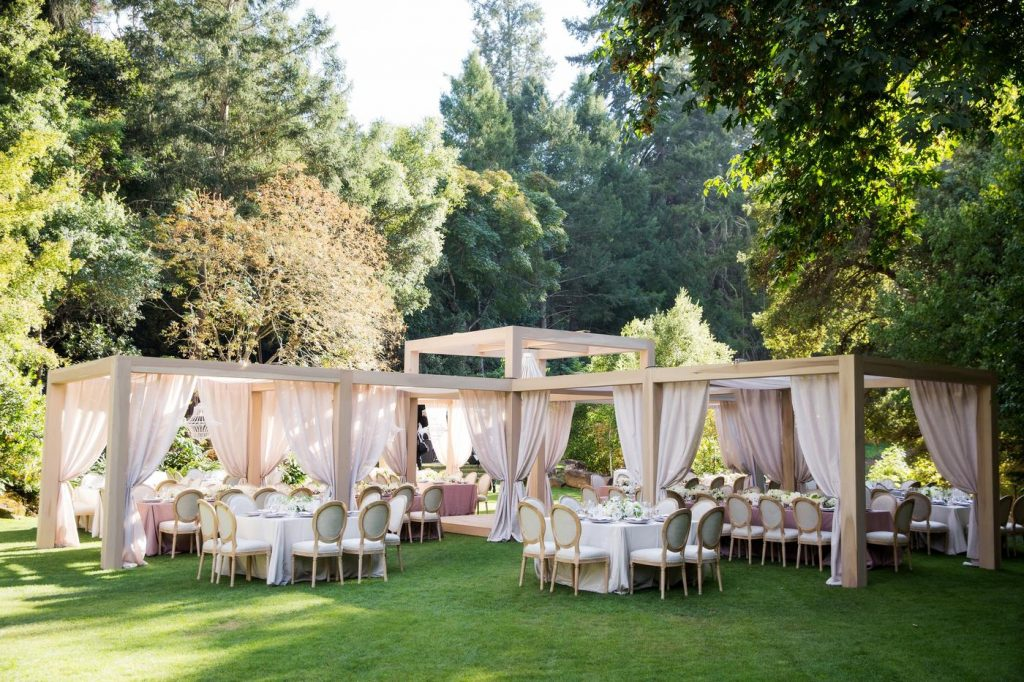 meadowood Napa valley wedding venue
