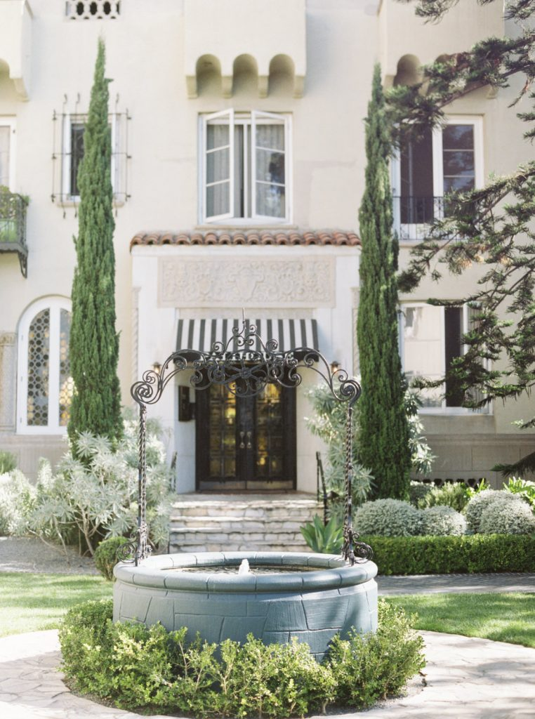 Adamson House California wedding venue