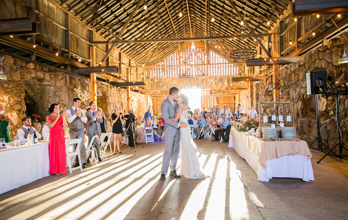 Santa Margarita Ranch wedding venue