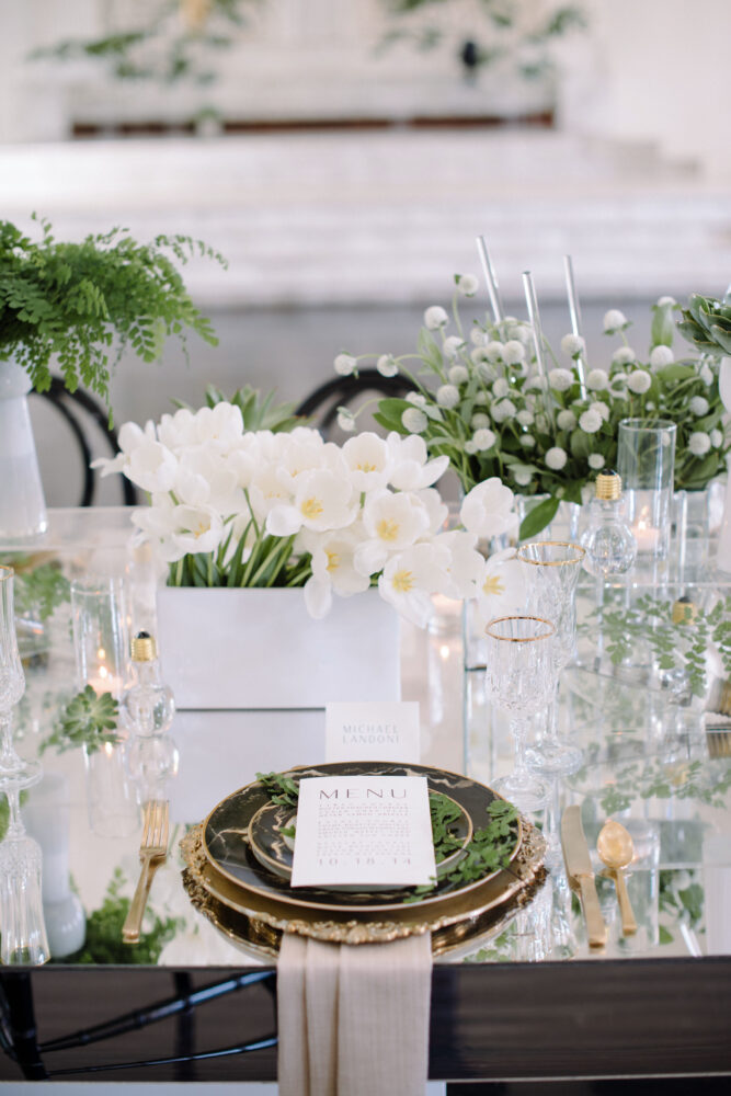 handmade wedding table decorations