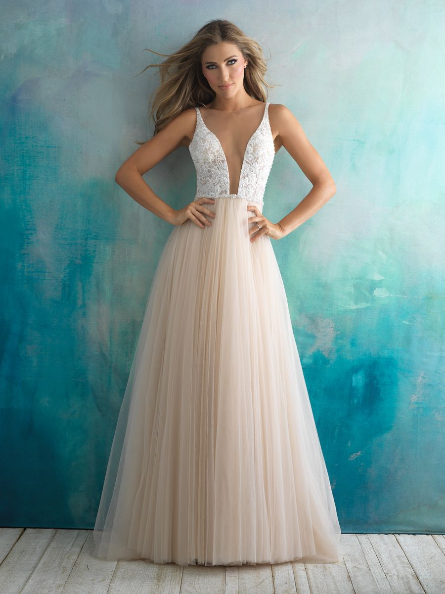 Style 9500 by Allure Bridals