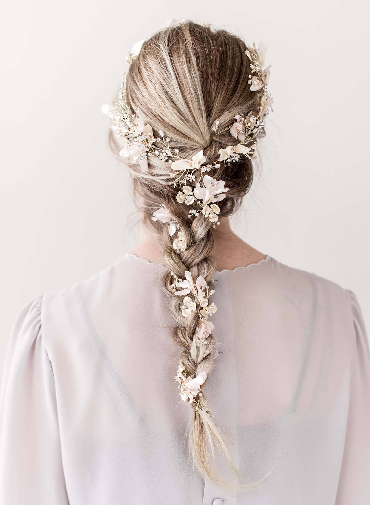 Hair vine accessory by Twigs and Honey