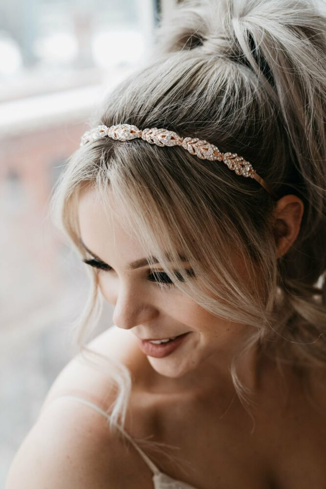 Calliope headband by Luna and Honey