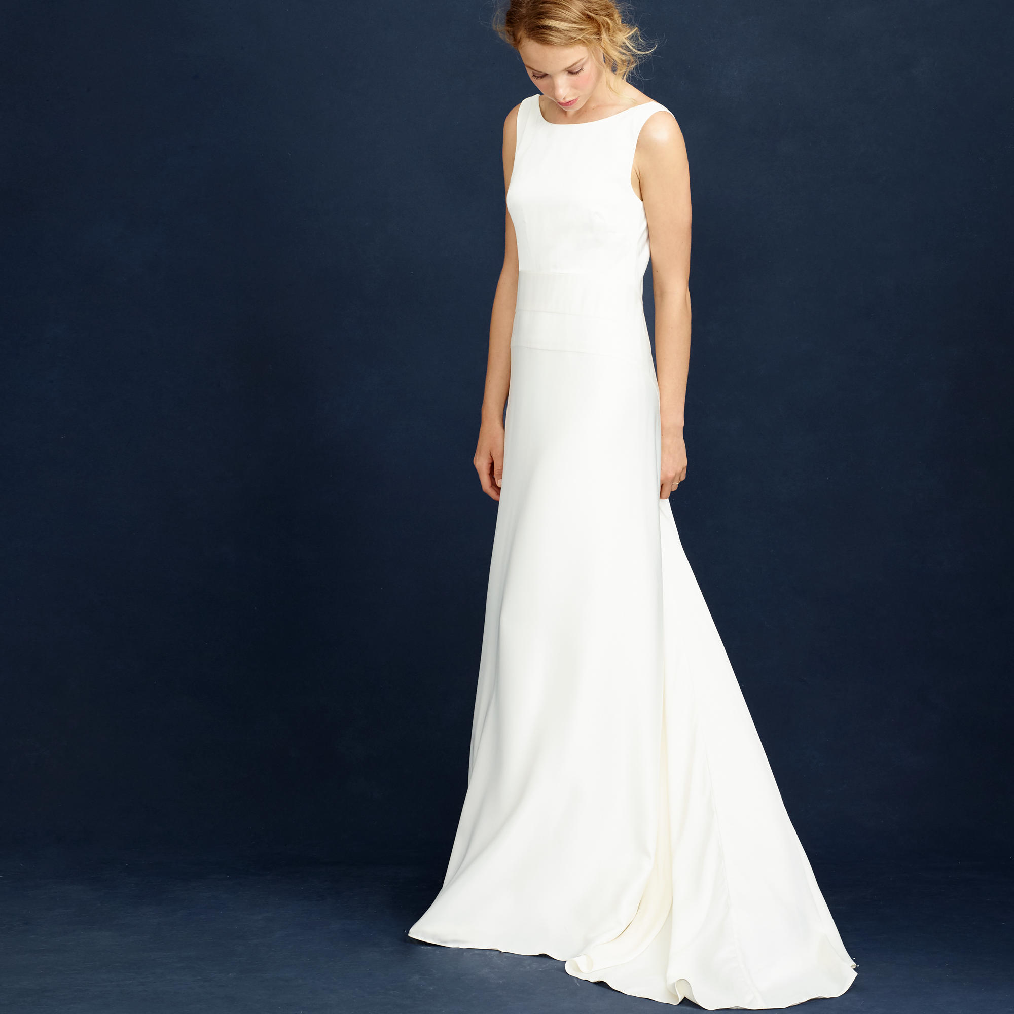 These 10 J. Crew Bridal Looks Will Have You All