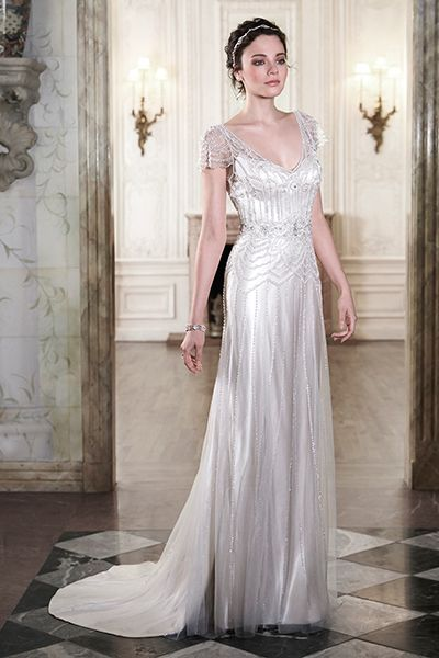 1920's Wedding Dresses | Roaring Rogue And Retro 1920 S Wedding Gowns