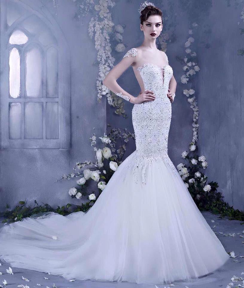 Dar Sara Wedding Gowns That Will Blow You & Your Vow