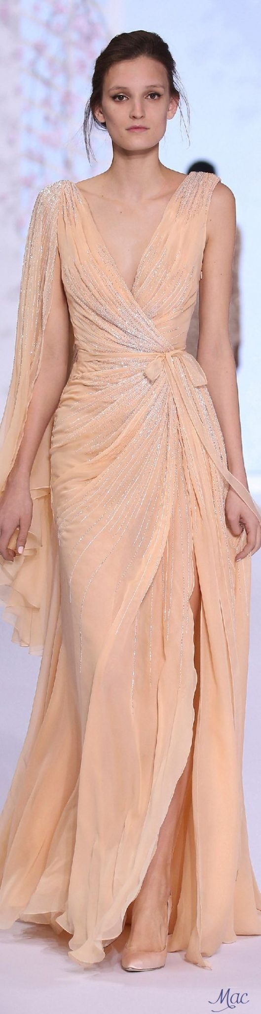 10 More Gorgeous, Grecian Inspired Wedding Gowns | Wedding Attire ...