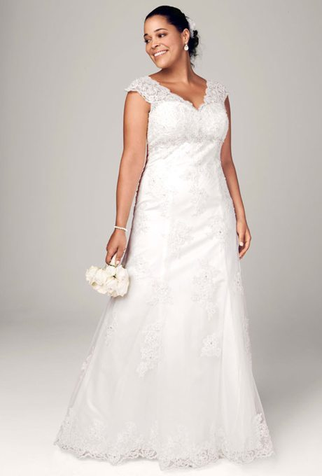 0 for Wedding vow renewal dresses plus size