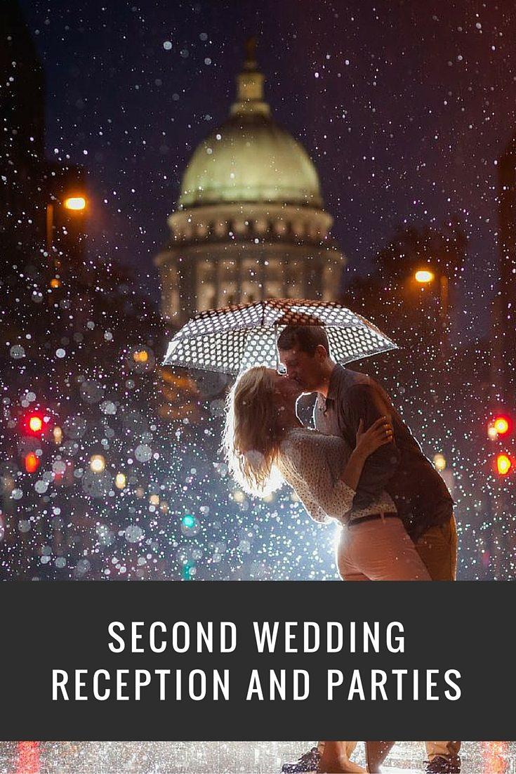 second wedding reception ideas