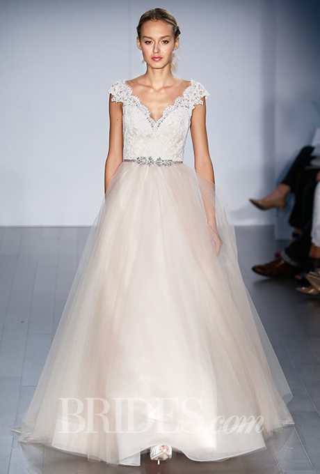 Free Flowing Fall Bridal Gowns For Your Vow Renewal Part