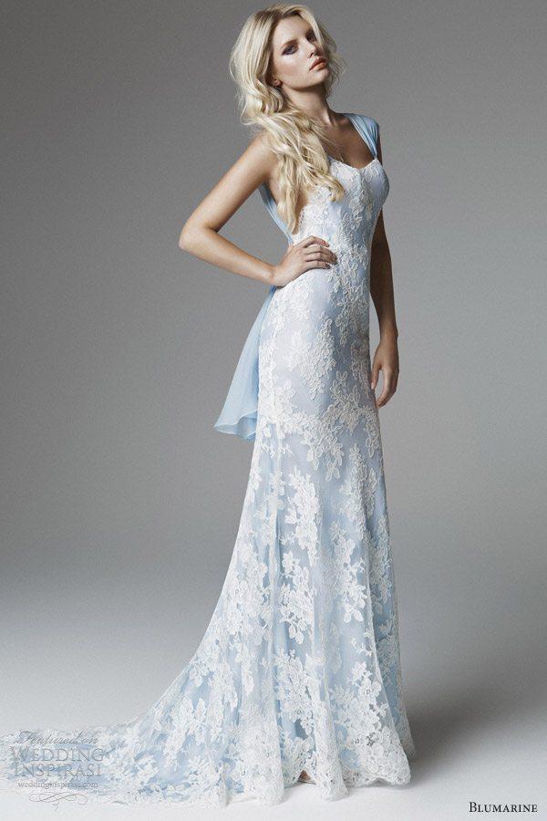 blumarine-2013-bridal-collection-blue-white-lace-wedding-dress ...