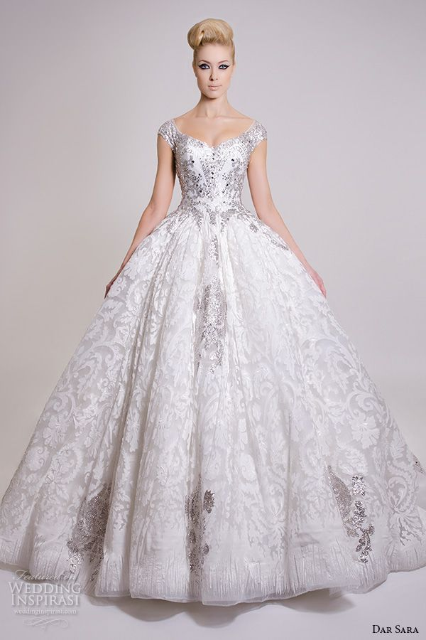 10 Cinderella-Inspired Gowns For Brides of ALL Ages