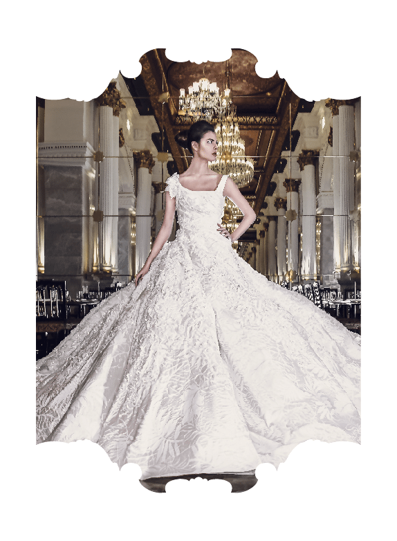 I do take two jacy kay couture wedding gowns that will for Jacy kay wedding dress