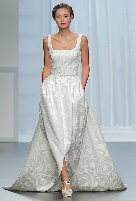 10 of Our Favorite Wedding Gowns for the Rosa Clara 2015 Line