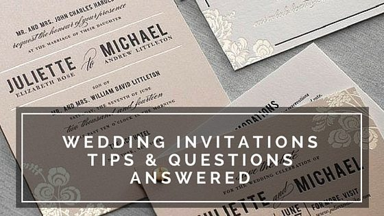 Wedding Gifts For Second Marriages Etiquette: Wording Wedding Invitations